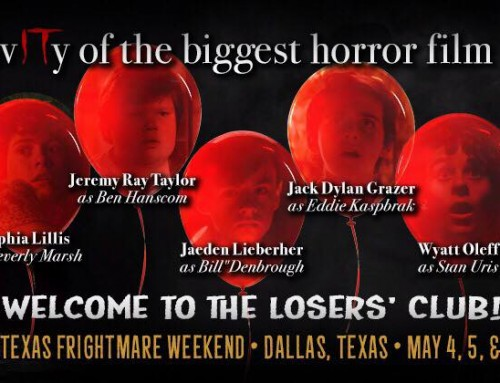 Meet the Cast of Stephen King's IT at Texas Frightmare Weekend