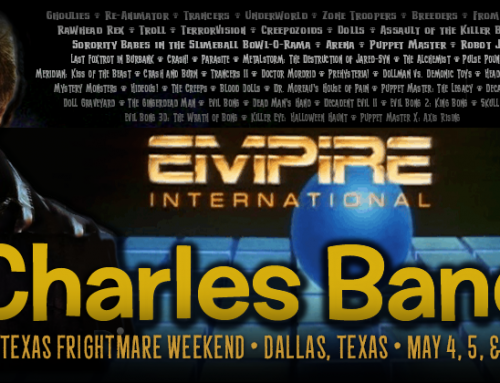 Charles Band Announced!